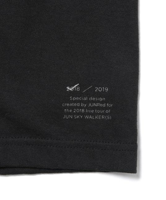ジュンセレクト | 【JUN SKY WALKER(S)×JUNRed】ロングTシャツ - 7