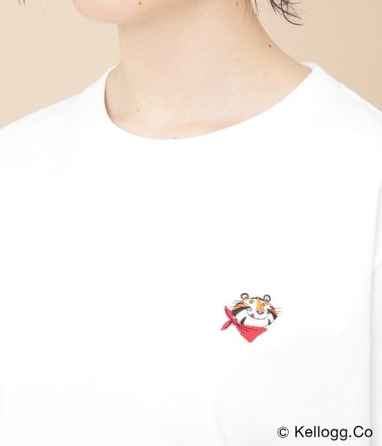 アダム エ ロペ ファム | 【Kellogg's ×ADAM ET ROPE'】Tシャツ - 7