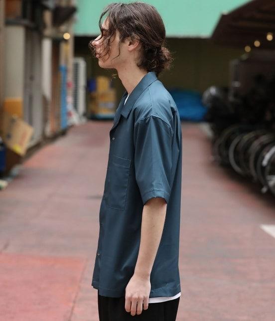 ジュンレッド | ドライストレッチ半袖シャツ - 1