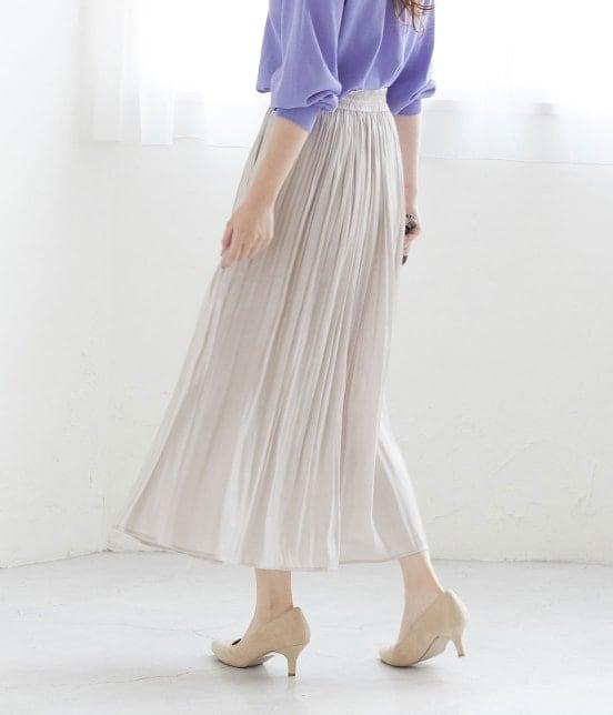 【新色追加】フェードアウトシャイニースカート