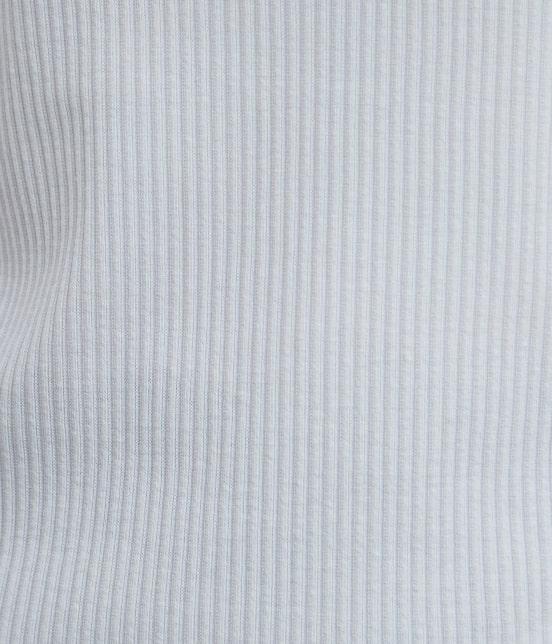 ロペピクニック | テレコボトルネックプルオーバー - 5