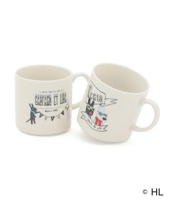 ビス | 【リサとガスパール×ViS】マグカップ - 4