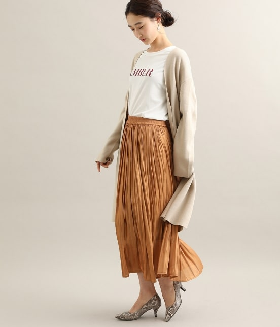 ビス | 【TIME SALE 新作10%OFF】【追加生産】シャイニースカート - 12
