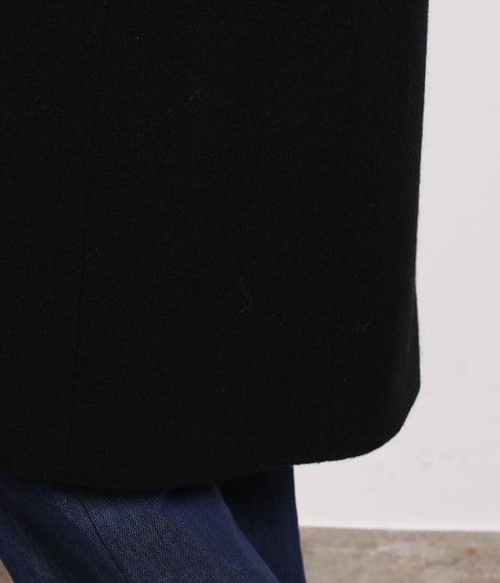 ロペ | ウールビーバーノーカラーコート - 9