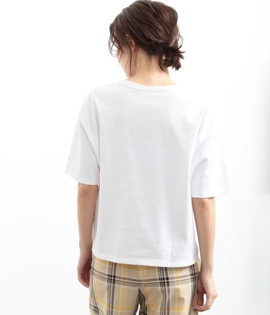 サロン アダム エ ロペ ウィメン   【2PACK】クルーネックT-SHIRTS(Ladies) - 6