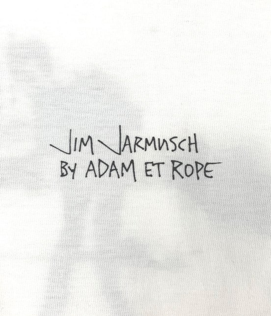 アダム エ ロペ オム | 【JIM JARMUSCH By ADAM ET ROPE'】MOVIE T-shirt - 12