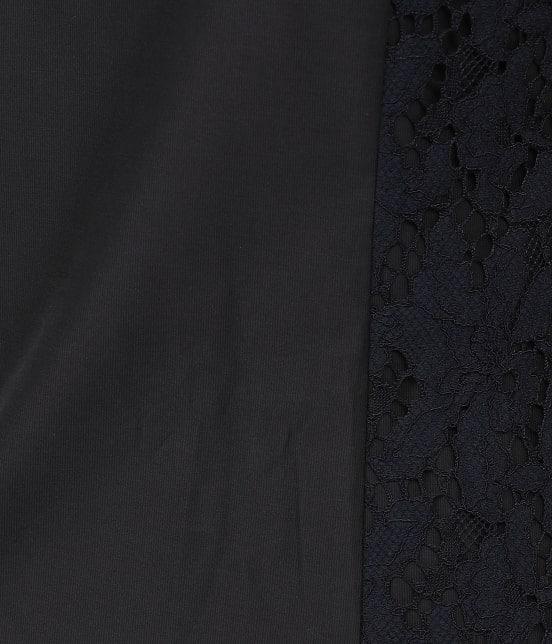 ロペ | 【WEB限定】レースコンビカットソー - 13