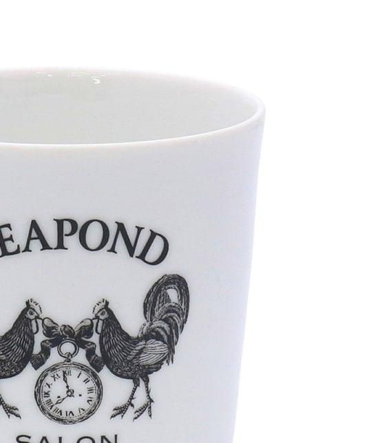 サロン アダム エ ロペ ホーム | 【TIME SALE】【TEAPOND for SALON】マグカップ - 4