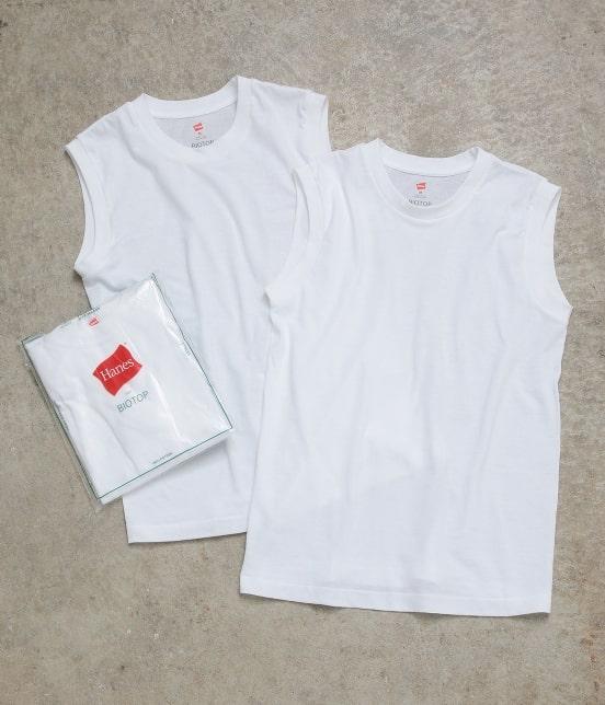 アダム エ ロペ ファム | 【Hanes FOR BIOTOP】Sleeveless T-Shirts - 5