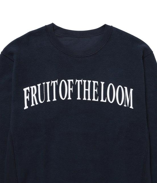 ジュンセレクト | 【FRUIT OF THE LOOM】別注 リバーシブルスウェット - 2