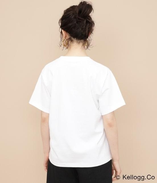 アダム エ ロペ ファム | 【Kellogg's ×ADAM ET ROPE'】Tシャツ - 6