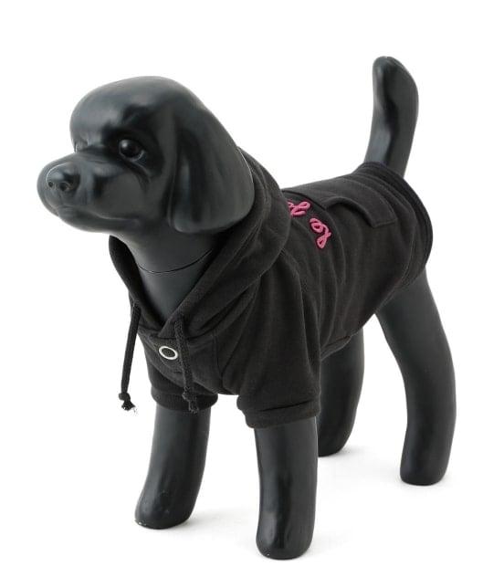 ロペピクニックパサージュ | 【DOG】ロゴ刺繍裏毛パーカー - 10