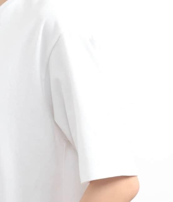 サロン アダム エ ロペ ウィメン | 【2PACK】VネックT-SHIRTS(Unisex) - 9