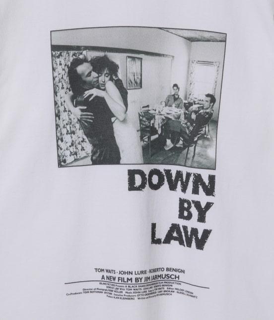 アダム エ ロペ オム | 【JIM JARMUSCH By ADAM ET ROPE'】MOVIE T-shirt - 11