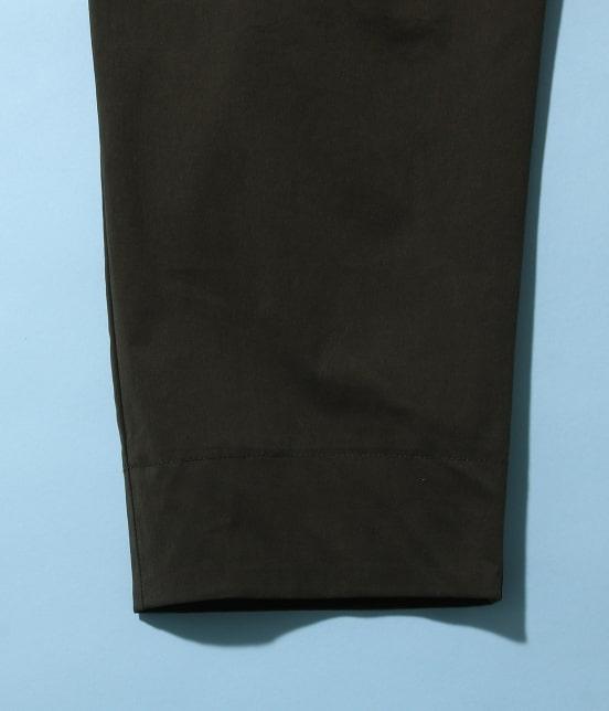 AER アダム エ ロペ | 【4/6まで!期間限定タイムセール】〈サイドポケット〉ワイドクロップドイージーパンツ - 8