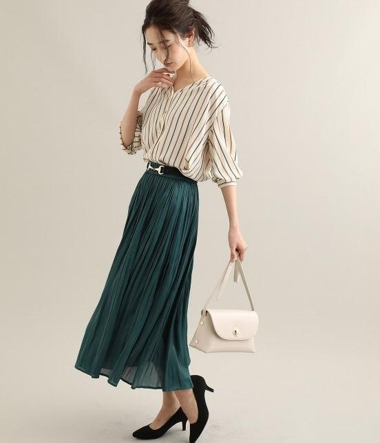 ビス | 【TIME SALE 新作10%OFF】【追加生産】シャイニースカート - 9