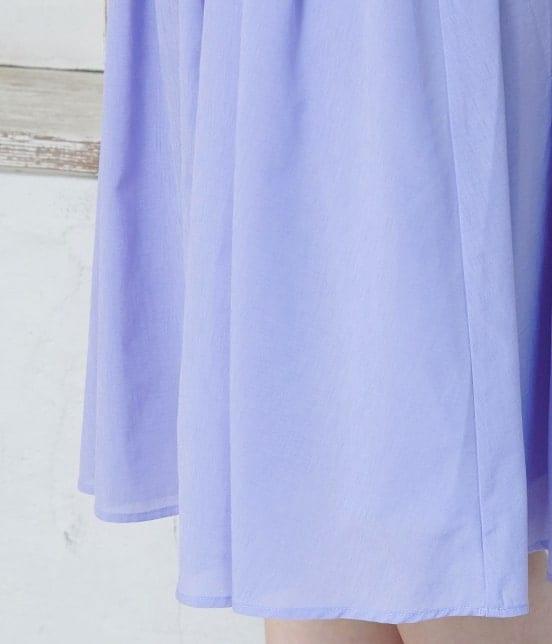 ロペピクニック | 【TIME SALE・今だけ70%OFF!】【着丈が選べる】タックベルトサップギャザースカート - 5