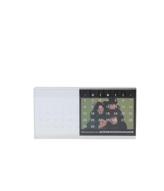 ジュンセレクト   【JUN SKY WALKER(S)×JUNRed】万年カレンダー - 1