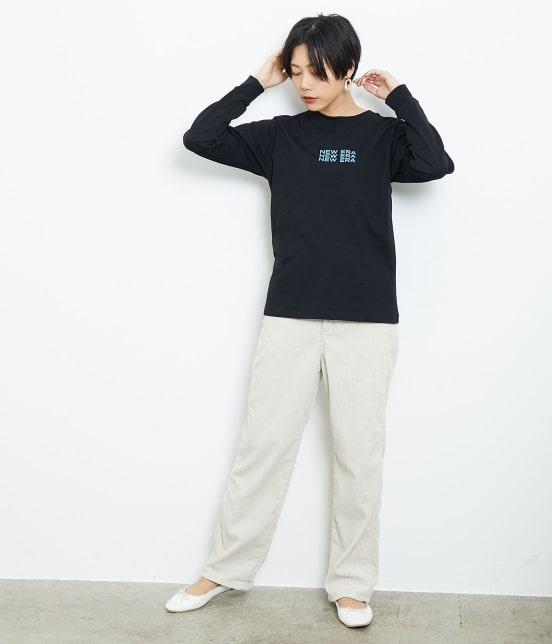 ロペピクニック | 【TIMESALE・今だけ70%OFF】【NEW ERA(R)】 ロゴカラー別注ロングTシャツ - 11