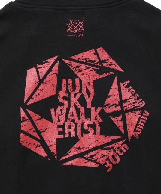ジュンセレクト | 【JUN SKY WALKER(S)×JUNRed】ZIPパーカー - 3