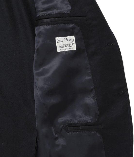 アダム エ ロペ オム | 【Scye Clothing×Wild Life Tailor】別注 ブレザー - 8