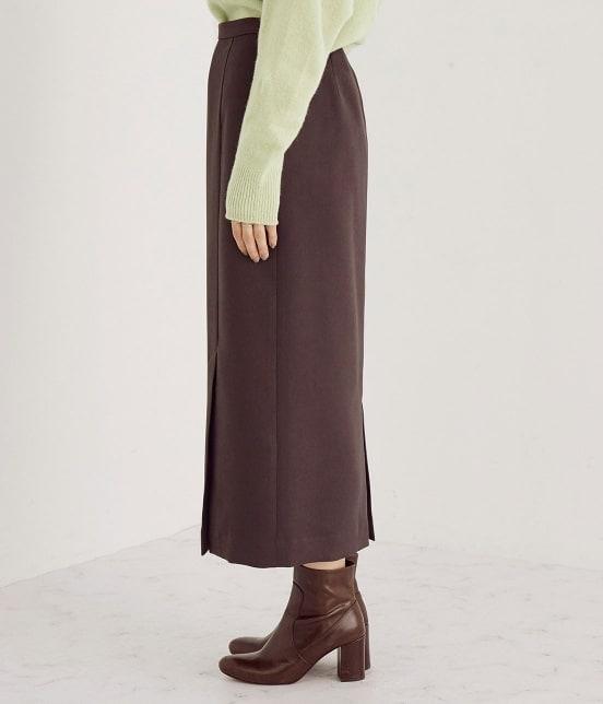 ロペ ナチュラルストレッチロングタイトスカート