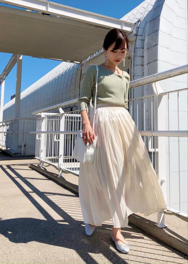 大人気のシャイニースカート♡